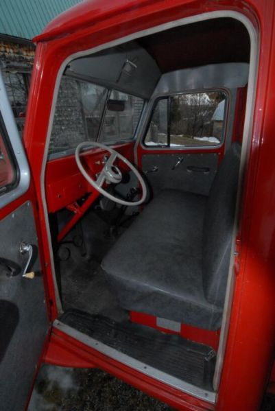 Willys Jeep For Sale >> 1955 Jeep WILLYS Fire truck for sale - Jeep Willys World