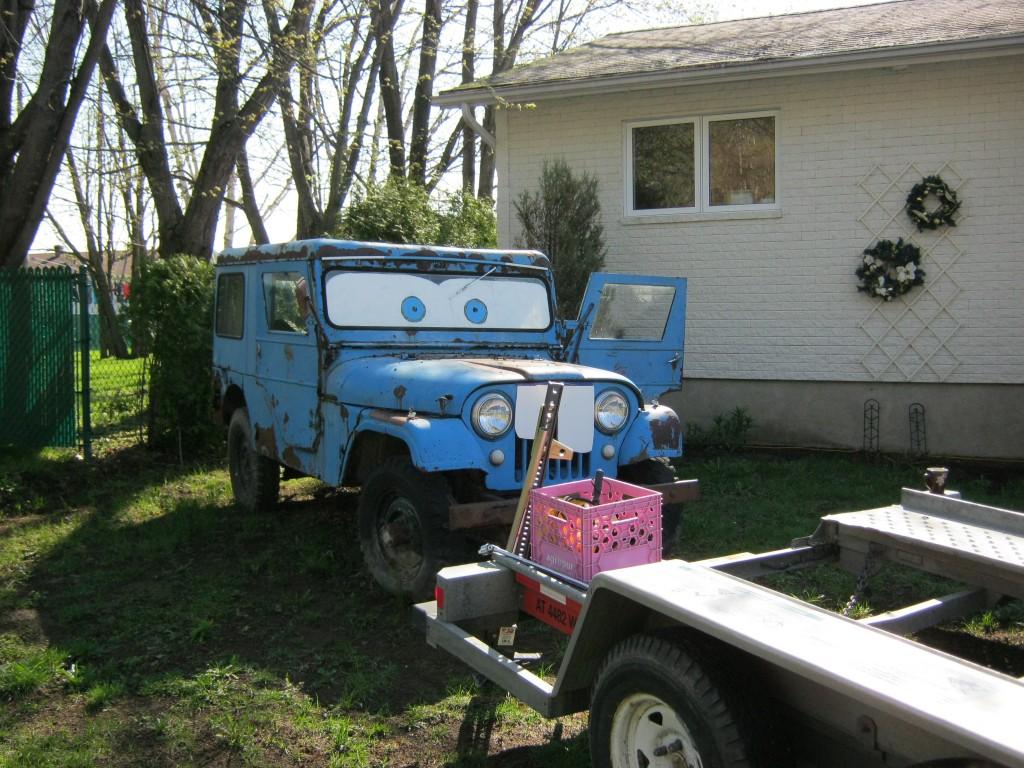 CJ-6 1966