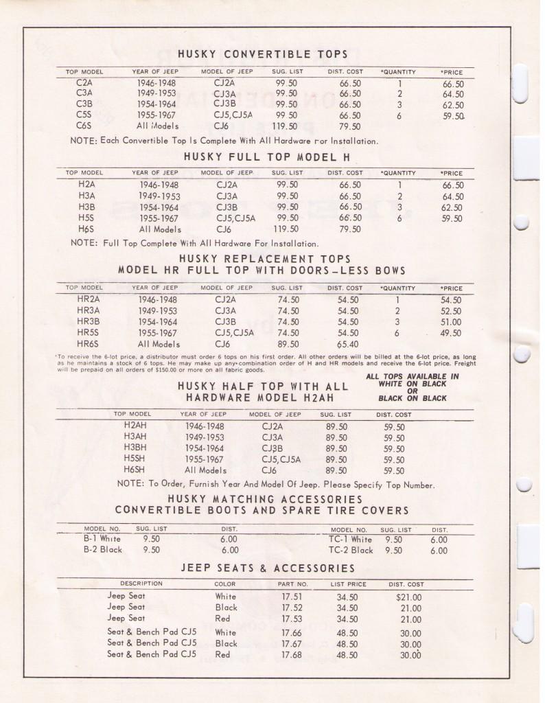 Husky_TopAndAccessories_Dealer_Cost_1968_2of4
