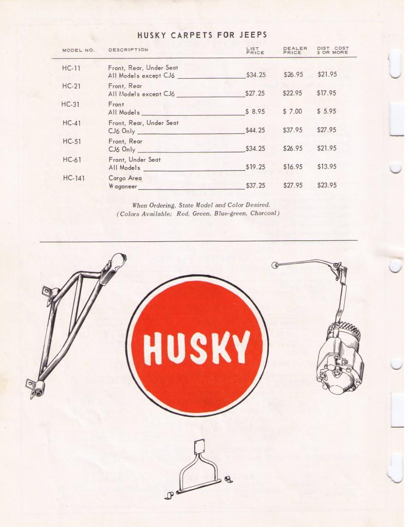 Husky_TopAndAccessories_Dealer_Cost_1968_4of4